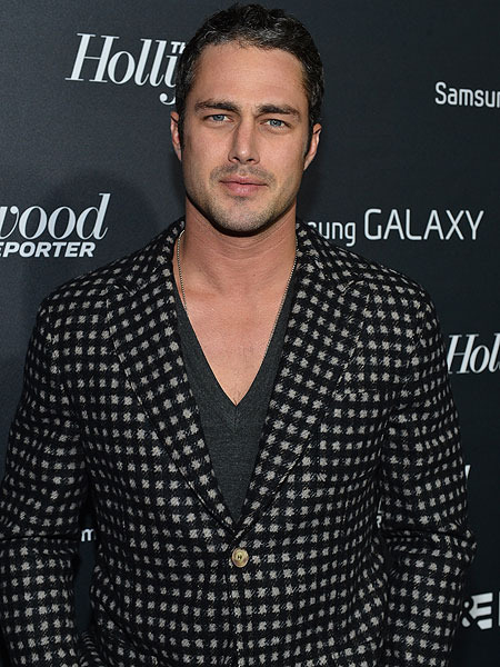 Taylor Kinney on &#039;Chicago Fire&#039; and GF Lady Gaga
