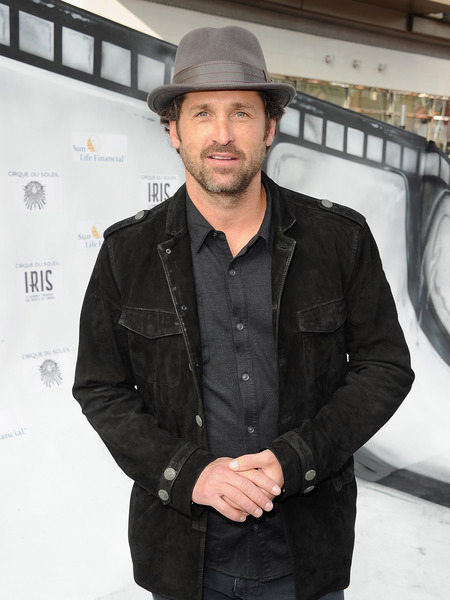 &#039;Grey&#039;s Anatomy&#039; Set Visit with Patrick Dempsey 