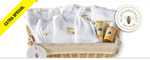 Win It! A Burt's Bees Baby Basket