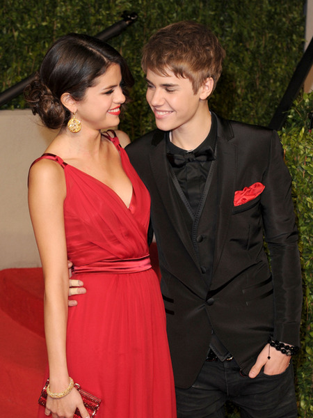 Justin Bieber and Selena Gomez's Sleepover Reunion