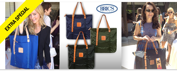 Win It! A Handbag from BRIC'S
