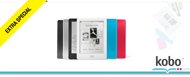 Win It! A Kobo Glo eReader