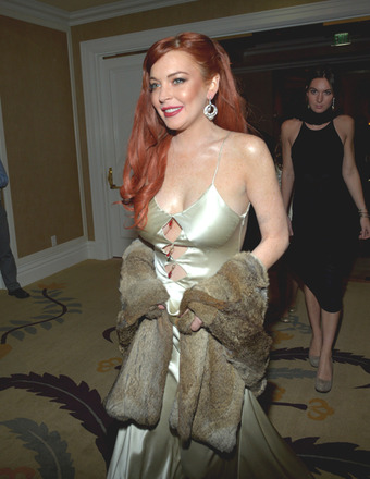 Lindsay Lohan Rejects &#039;Dancing with the Stars&#039; Offer