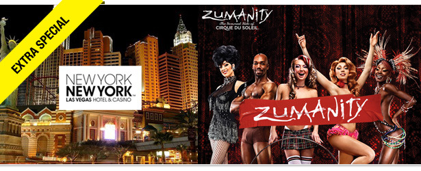 Win It! Tickets to Cirque du Soleil's 'Zumanity'