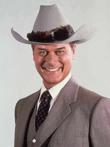 Stars take to Twitter to mourn Larry Hagman - USA TODAY