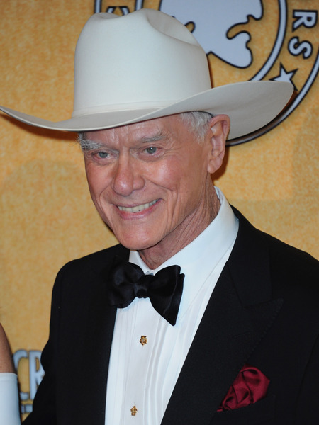 Larry Hagman: Stars React to Actor's Death