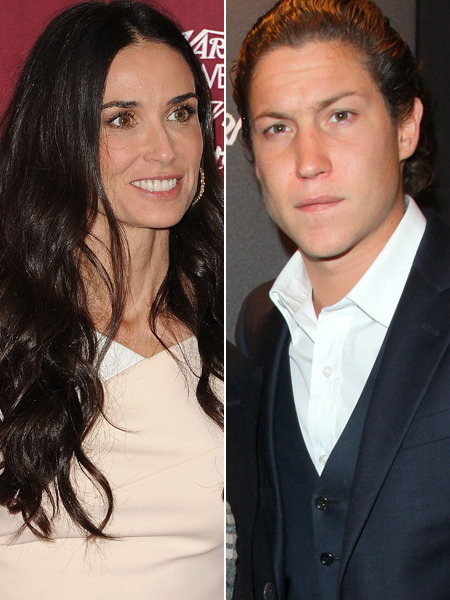 Demi Moore Dating Younger Man, Son of Famous Director