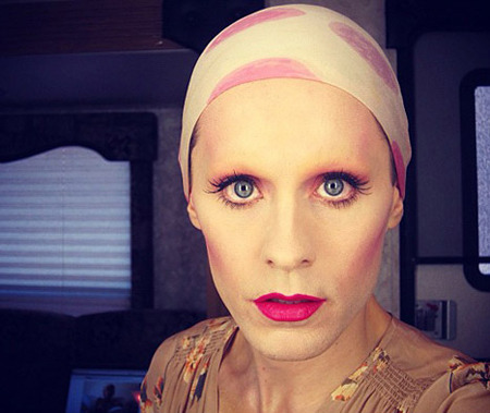Jared Leto Loses Weight, Shaves Eyebrows for Transsexual Role