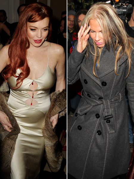 Lindsay Lohan Assault: 5 Facts About Victim Tiffany Ava Mitchell