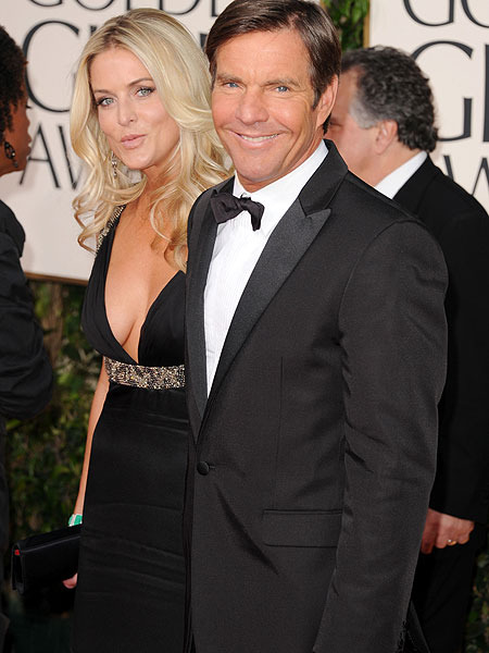 Dennis Quaid Files Divorce Petition