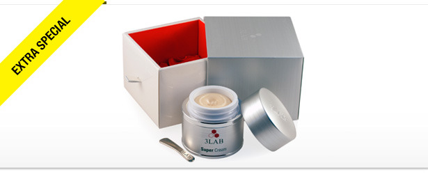 Win It! A 3LAB Super Cream Collection