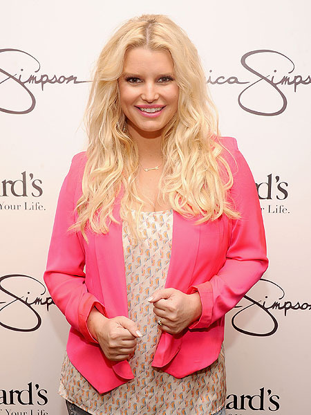 Jessica Simpson Confirms Baby No. 2 Is on the Way