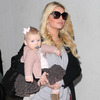 'Pregnant' Jessica Simpson Wants to Buy Ozzy Osbourne's Home
