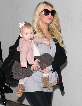 Jessica Simpson: 'I'm Having a Baby Boy!'