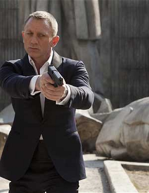 'Skyfall' Takes Box Office in Fifth Week