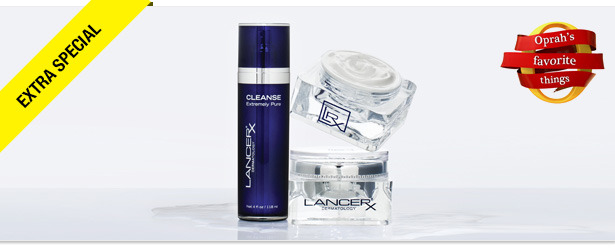 Win It! A Lancer Skin Care Luxury Gift Set