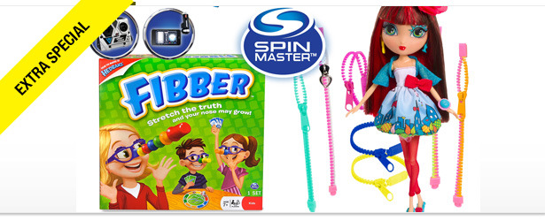Win It! A Spin Master Gift Pack