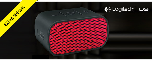 Win It! A Logitech UE Mobile Boombox