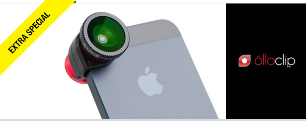 Win It! An iPhone 5 and Olloclip