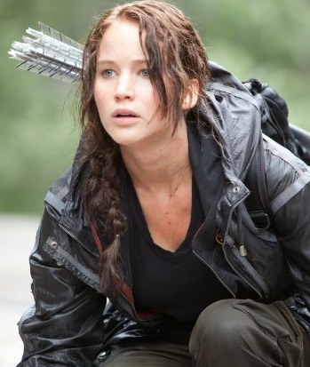 Most Entertaining of 2012: The Cast of 'Hunger Games' at No. 4