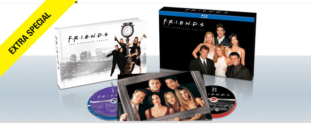 Win It! &#039;Friends&#039; the Complete Series Blu-ray Collection