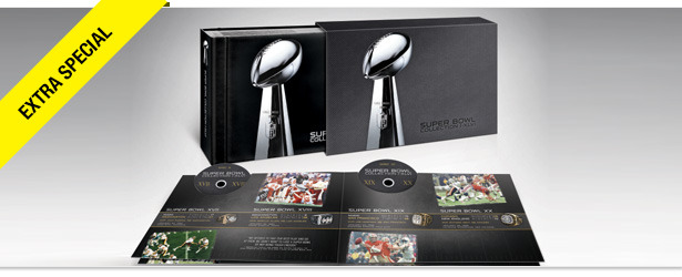 Win It! NFL Superbowl I-XLVI Collection