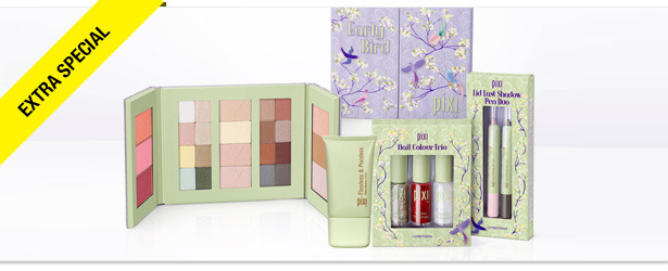 Win It! A Pixi Cosmetics Early Bird Kit