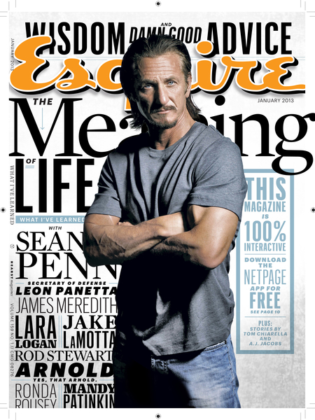 Sean Penn on Love, Divorce and &#039;Fraud&#039;