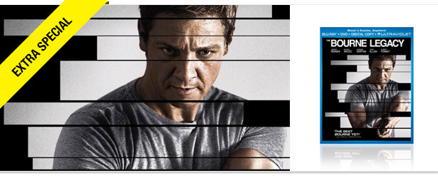 Win It! 'The Bourne Legacy' Blu-ray/DVD Combo Pack