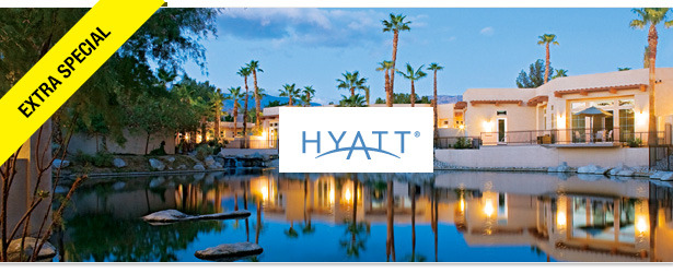 Win It! A Stay at the Hyatt Grand Champions Resort, Villas and Spa