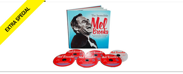 Win It! 'The Incredible Mel Brooks' DVD Collection