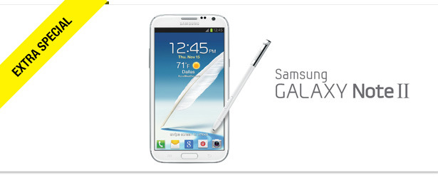 Win It! A Samsung Galaxy Note II
