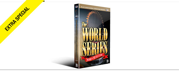 Win It! 'The World Series: History of the Fall Classic' DVD Set