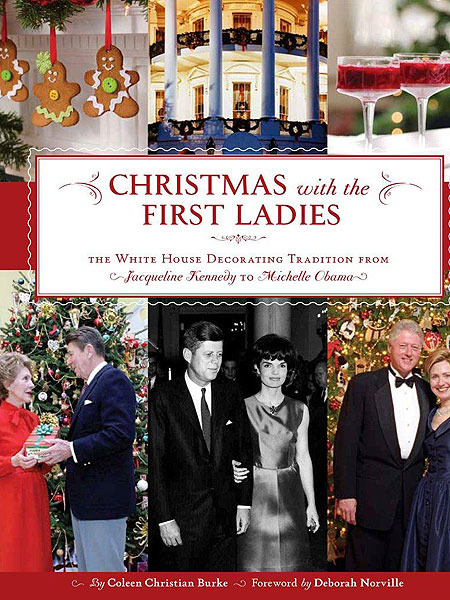 A Look at 'Christmas with the First Ladies'
