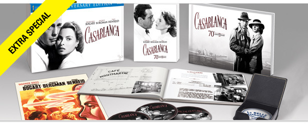 Win It! 'Casablanca's' 70th Anniversary Collector's Edition