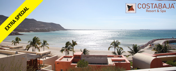 Win It! A 5-Night Stay at the Costa Baja Resort and Spa