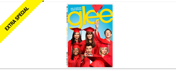Win It! 'Glee: Complete Season 3' on DVD