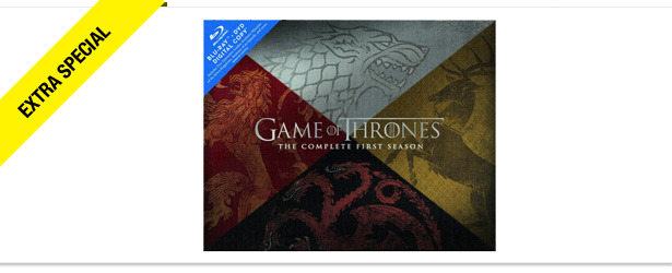 Win It! 'Game of Thrones': The Complete First Season Collector's Edition