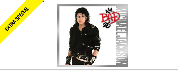 Win It! The Michael Jackson 'BAD25' Collection