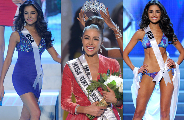 And the New Miss Universe is... Miss USA Olivia Culpo!