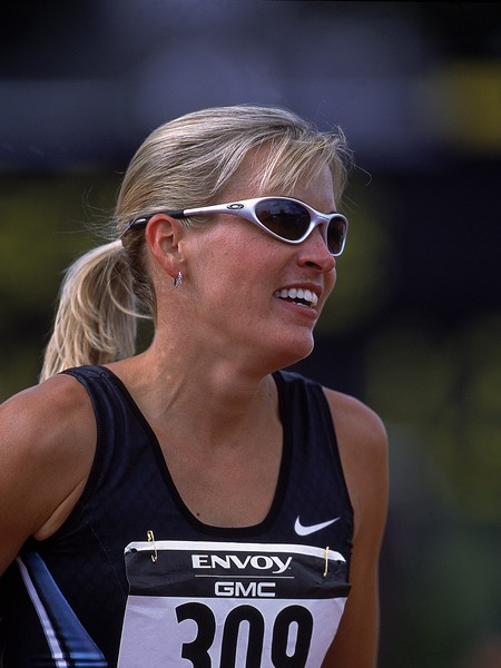 Report: Olympian Suzy Favor-Hamilton Involved in FBI Investigation? 