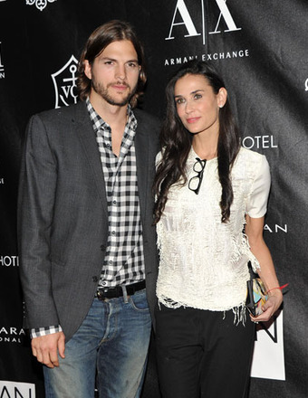 Ashton Kutcher and Demi Moore's $10-Million Divorce War