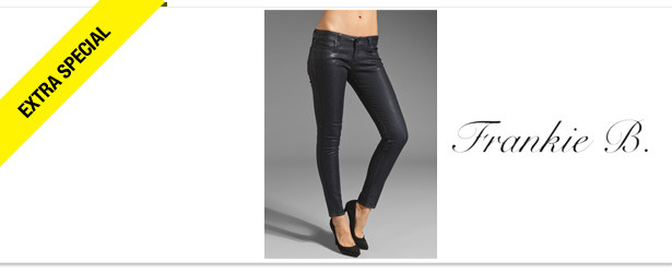 Win It! A Pair of Frankie B. Jeans
