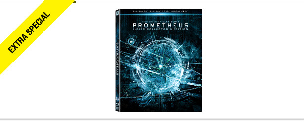 Win It! 'Prometheus' on Blu-ray
