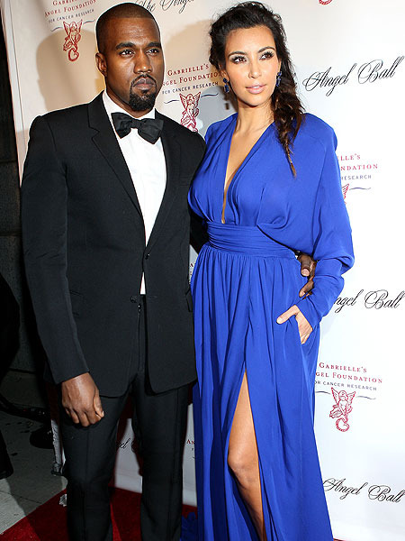 Kim and Kanye's Baby Will Not Be Making Any TV Appearances