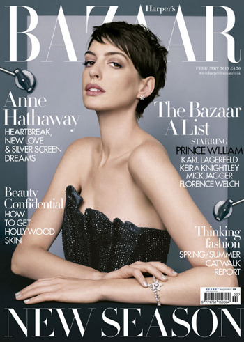 Anne Hathaway Says Husband Thought She Was a 'Little Nuts'