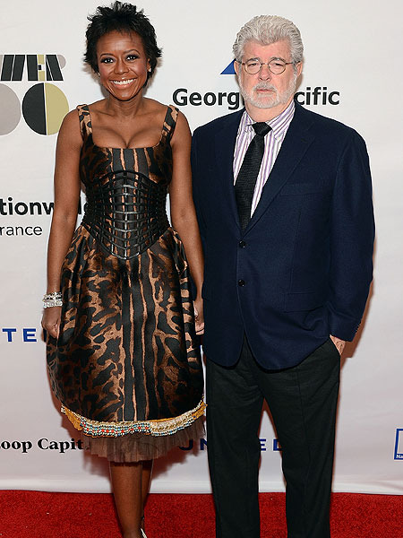 George Lucas Engaged to Longtime GF Mellody Hobson | ExtraTV.