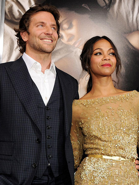 Bradley Cooper and Zoe Saldana Split… Again?