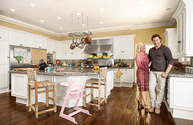 Tori &amp; Dean Show Off Their Kitchen