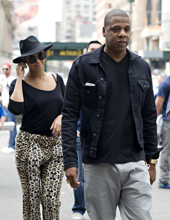 Jay-Z and Beyonce Rent $1M Nursery for Blue Ivy